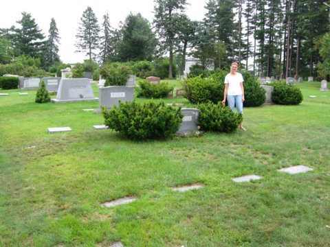 Forest Grove Cemetary